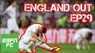Episode 29: Croatia sends England home in shocking World Cup 2018 upset | Project: Russia | ESPN FC
