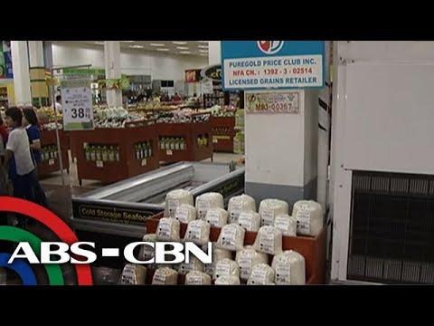 Bandila: Mga supermarket na nagbebenta ng murang bigas, nadagdagan thumbnail