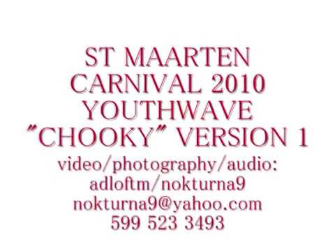 Chookie Chook!, Big Booty, Dancing Girls, Mapouka Sxm St Maarten Carnival 2015,  Judith Roumou, video