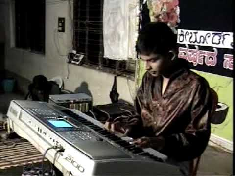 PRANAV S PLAYING DR. RAJ KUMARS GANDHADHA GUDI SONG NAVADUVA...