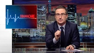 Obamacare: Last Week Tonight with John Oliver (HBO)