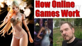 How Online Games Work