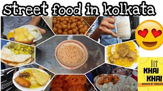 Kolkata street Food | কম দামে ভালো খাবার | Best Indian Street Food | Cheapest Street Food