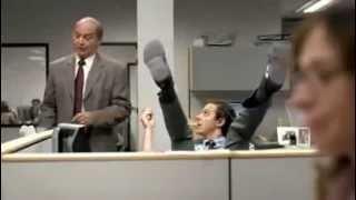 CareerBuilder.com: Monkey Business (Super Bowl 2010 Commercial - Office Fart)