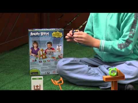 Angry Birds - Wściekłe Ptaki - Mattel - www.MegaDyskont.pl - sklep z zabawkami