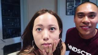 Q&A #3: BOYFRIEND DOES MY MAKEUP & REAL LOVE ADVICES ♡ | dressmonsta