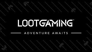 Loot Crate Loot Gaming Unboxing: February 2018: Boss Battle