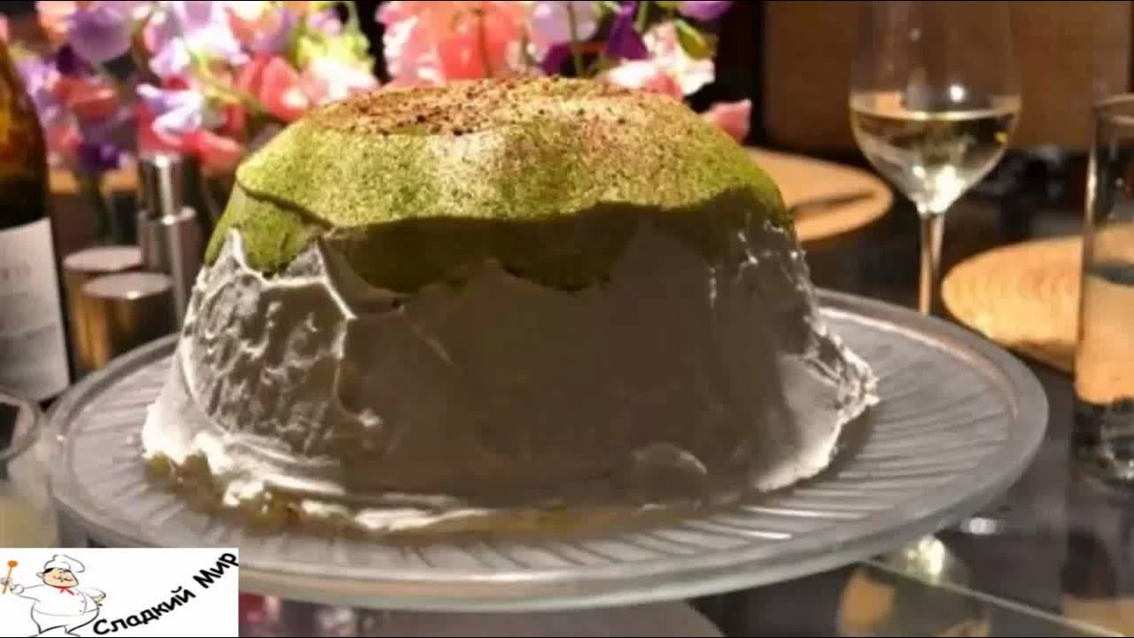 Торт везувий рецепт пошагово