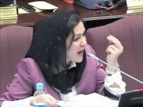 Afghan Women's Right -- Afghanistan Parliament