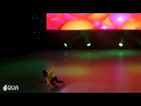 SUPER BAD - Vanja Sekuloska | 1st Place BREAKDANCE SOLO at Dance Fest Novi Sad 2013 | AQUA