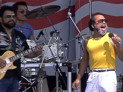Little Joe y la Familia - Live at Farm Aid 1986