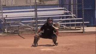Sarah Langley Softball Skills Video