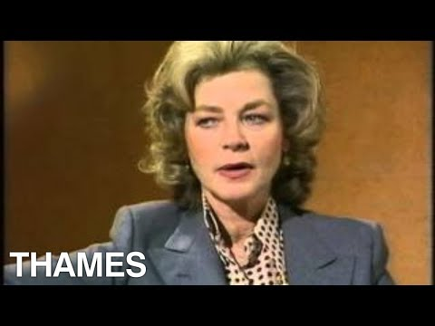 Lauren Bacall - interview - Afternoon plus