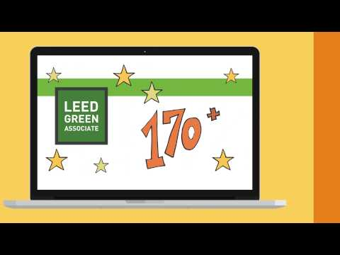 What is a LEED Green Associate?