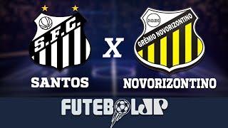 Santos 0 x 1 Novorizontino - 15/03/19 - Paulistão