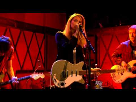 Blondfire - Where The Kids Are (live @ Rockwood Music Hall 10/18/12 CMJ)