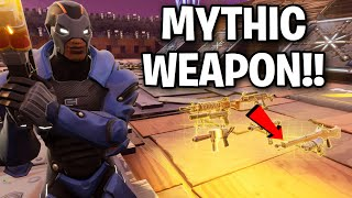 Scammer cries after I take his MYTHIC Weapon!! 🤣 (Scammer Get Scammed) Fortnite Save The World