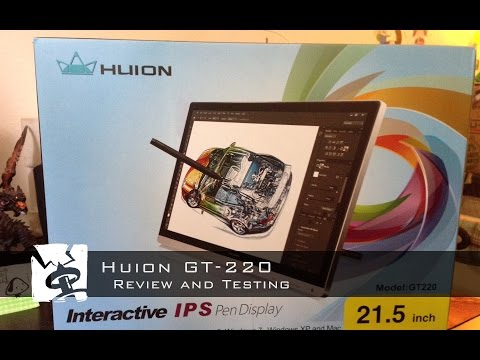 Huion GT-220 Review