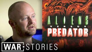 How Aliens versus Predator's Late Design Change Made It a Classic | War Stories | Ars Technica