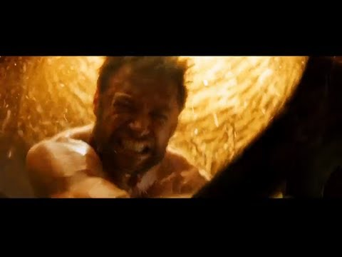 The Wolverine - 'Atomic Bomb Clip'