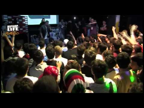 Lanet vs Allame – Hiphoplife Freestyle King II (2011) #FK2