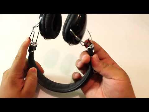 Unboxing |Audifonos RHA SA950i Con Control Talk En Español