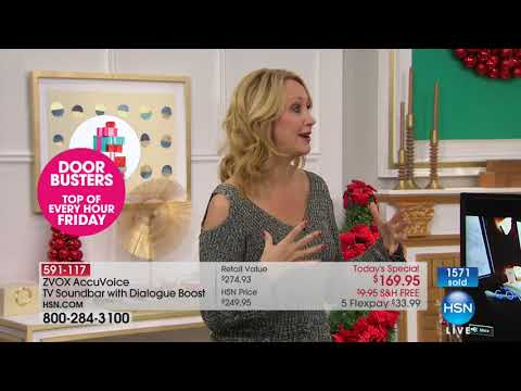 HSN   Electronic Gifts 11.23.2017 - 09 AM
