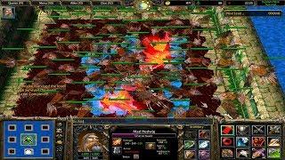 Warcraft 3 | Custom Hero Survival v2.6c | Summon Party