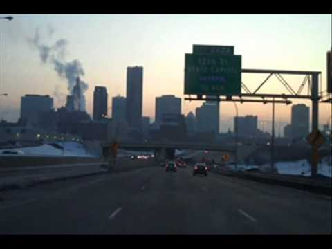 Minneapolis/St. Paul Skyline (Twin Cities)
