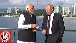 PM Modi Meets Putin, Hails Russia's Help in Getting SCO Membership