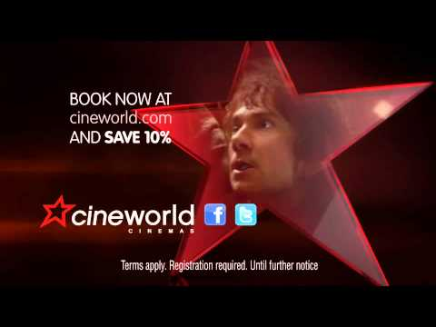 Cineworld TV Ad - The Hobbit: The Desolation of Smaug