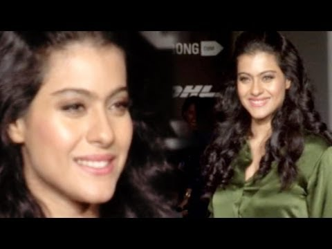 Lakme Fashion Week: Kajol And Her Style Statement
