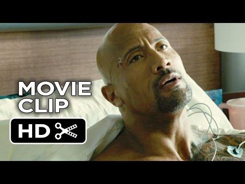 Furious 7 Movie CLIP - Don't Miss (2015) - Dwayne Johnson, Vin Diesel Movie HD