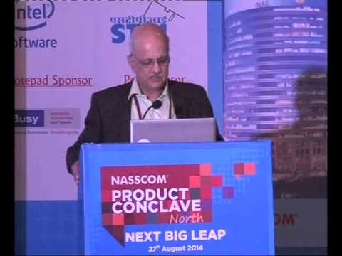 NPC 2014 - North: Welcome note by R Chandrashekhar