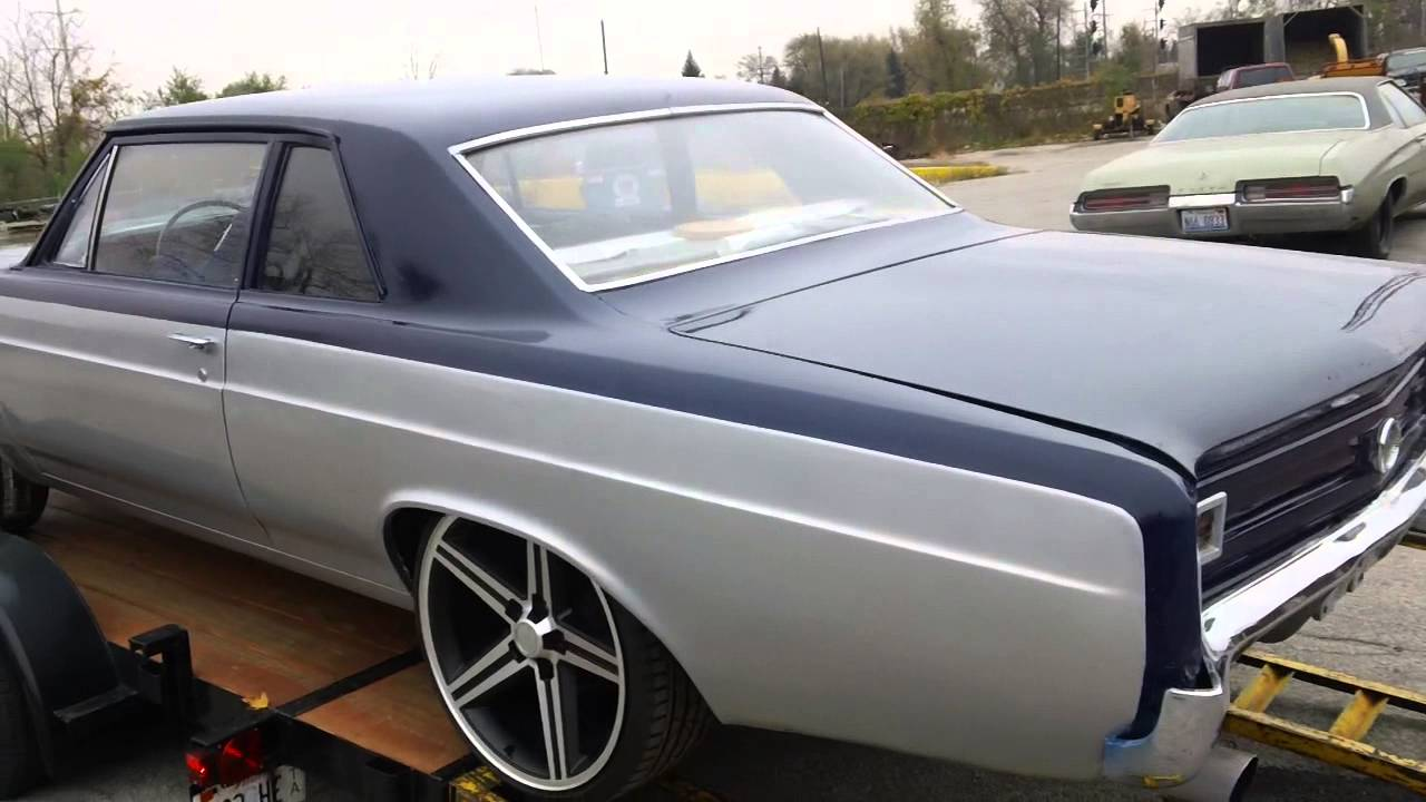 1965 buick special pick up youtube. Black Bedroom Furniture Sets. Home Design Ideas