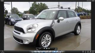 2012 Mini Cooper Countryman S Start Up, Exhaust, and In Depth Tour
