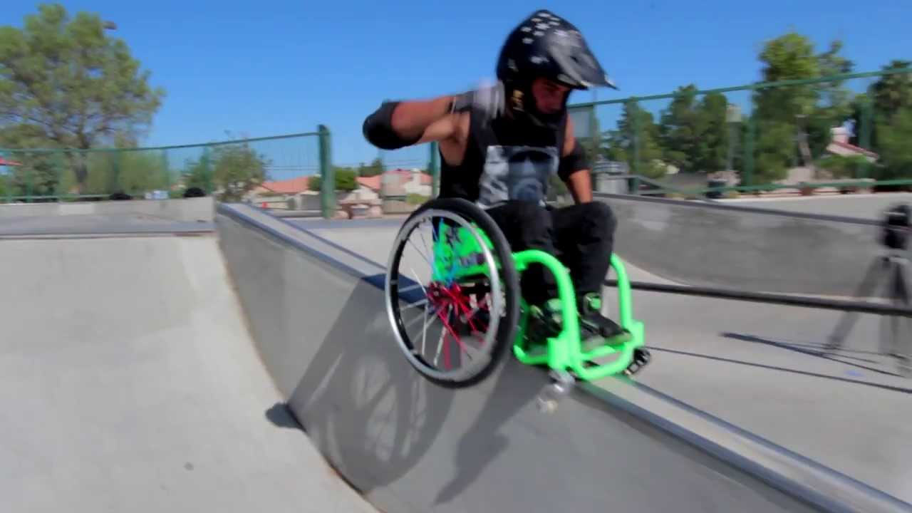 How Much Is A Hoverboard >> Aaron Wheelz Fotheringham - WCMX - AIRBOURNE - YouTube