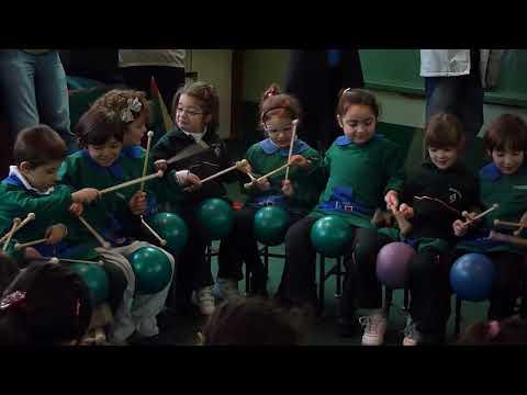 Clase abierta de Música - Jardin Euskal-Echea