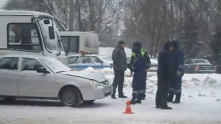 Массовая авария в центре Вологды! #ГужевTV