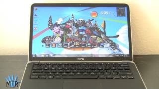 Dell XPS 13 Ultrabook Review