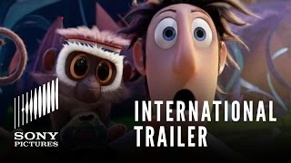 CLOUDY WITH A CHANCE OF MEATBALLS 2 - International Trailer