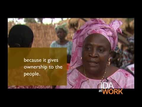 World Bank IDA - Senegal: Nutrition and Education