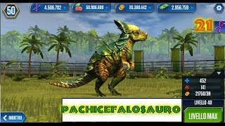 Jurassic World   LEVEL 40 PACHICEFALOSAURO