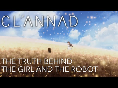 Clannad and Deus Ex Machina: The Truth Behind The Girl And The Robot