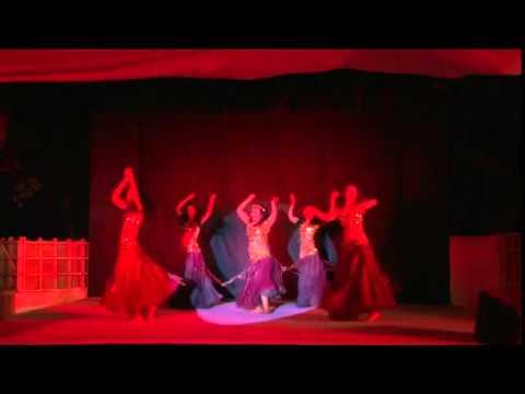 Chikini Chameli Bollywood-Bellydance Fusion