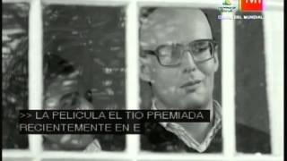 POLEMICO ESTRENO DE PELICULA CHILENA EL TIO DEL DIRECTOR IGNACIO SANTA CRUZ GUZMAN 24HORAS TVN 17 10