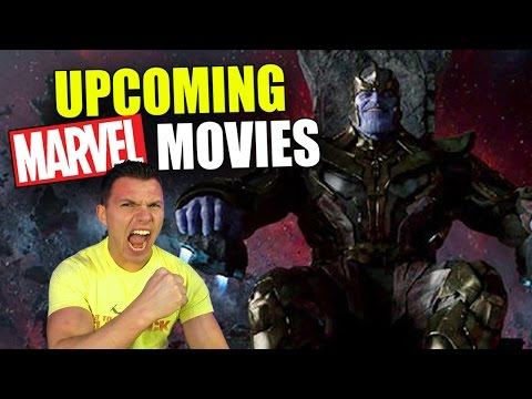 Upcoming MARVEL Movies (2016-2019) PHASE 3 - Ask Anything!