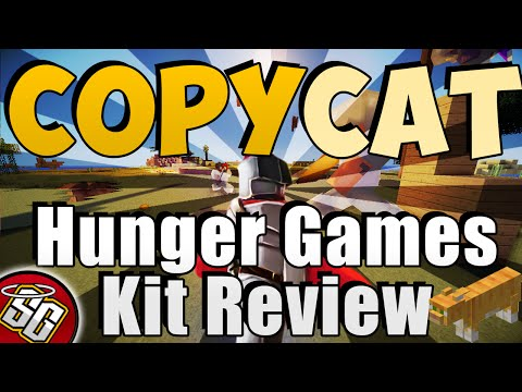 Copycat Kit Review | Minecraft Hunger Games