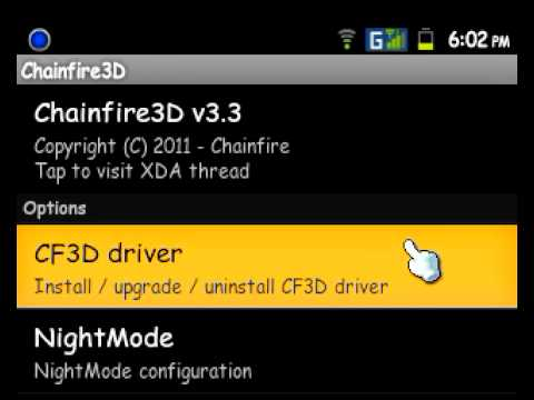 How To Install Chainfire 3D On Micromax A52