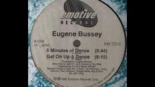 Eugene Bussey ‎- Get On Up & Dance  1992